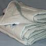 Одеяло «Дивный Лен». Ткань 100% лен, наполнитель Высококачественное хлопковое волокно. Nature's (Натурес), Россия
