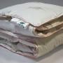 Одеяло Царственный Ирис, теплое пуховое кассетное одеяло, Натурес (Nature's), Россия