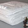 Всесезонное стеганое одеяло Благородный Кашемир -пух кашмирских коз Nature's (Натурес), Россия