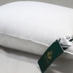 подушка пуховая Серебряная Мечта-100% гусиный пух. Nature's (Натурес), Россия