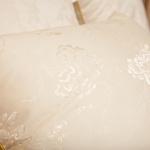пуховая подушка Медовый Поцелуй гусиный пух. Nature's (Натурес), Россия