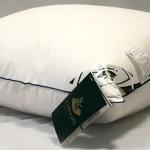подушка Мужской Мир 90% белый гусиный пух, 10% гусиное перышко, Натурес (Mature's),Россия