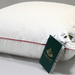 подушка Женское Начало, 90% белый гусиный пух, 10% гусиное перышко, Натурес (Mature's), Россия