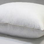 подушка пуховая РУЖА, 50% гусиный пух, 50% гусиное перо, Натурес (Nature's), Россия