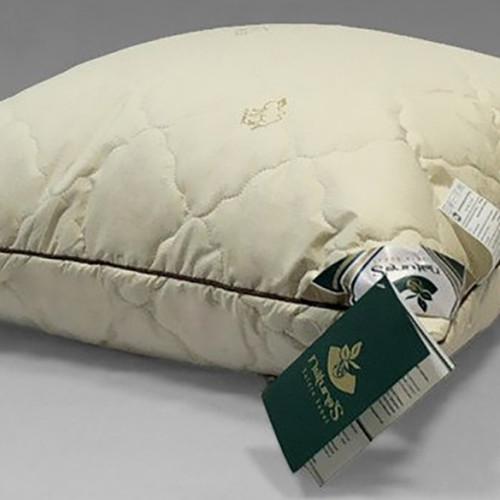 подушка упругая Дар Востока из верблюжьей шерсти, Натурес (Nature's), Россия