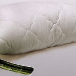 Подушка «Бархатный Бамбук» из бамбукового волокна. Nature's (Натурес), Россия