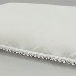 детская пуховая подушка Пуховое Облако - элитный белый гусиный пух. Nature's (Натурес), Россия