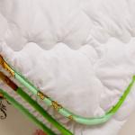 детское легкое бамбуковое одеяло «Бамбуковый медвежонок» - наполнитель бамбуковое волокно. Nature's (Натурес), Россия