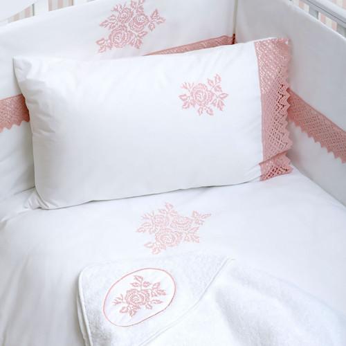 Rose Детское постельное белье 100% хлопок. Детское постельное белье Luxberry (Люксбери)