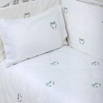 Сердечки Детское постельное белье 100% хлопок. Детское постельное белье Luxberry (Люксберhи)