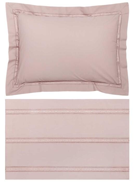 2 АКЦЕНТ, перкаль, пудрово- розовый
