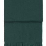 7083 Classic evergreen. Плед шерсть альпака, овечья шерсть. ТМ Elvang, Дания