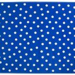 Горошек Dots Blue (голубой), Детский акриловый ковер. Состав 100 акрил. Производство ТМ «Lorena Canals» , Испания