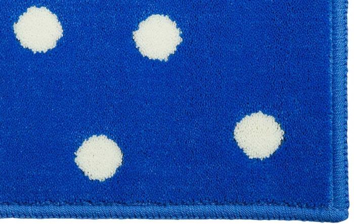 Ковер-акриловый-Горошек-Dots-Blue-(голубой)-2