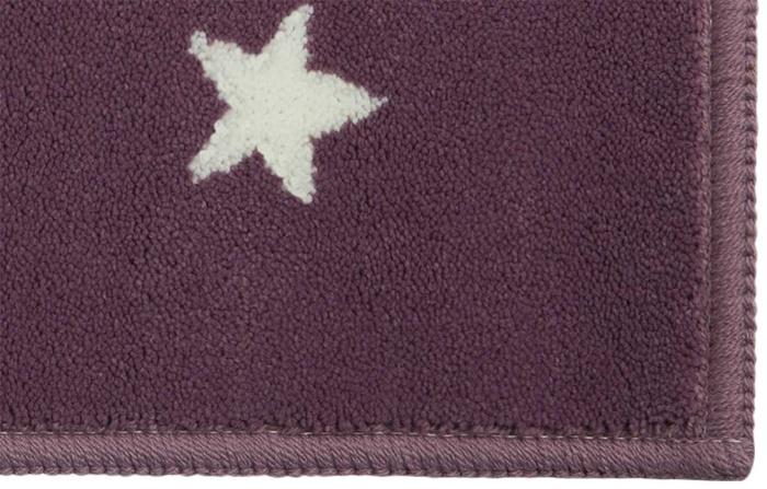 Ковер-акриловый-Звезды-Stars-Purple-(фиолетовый)-2