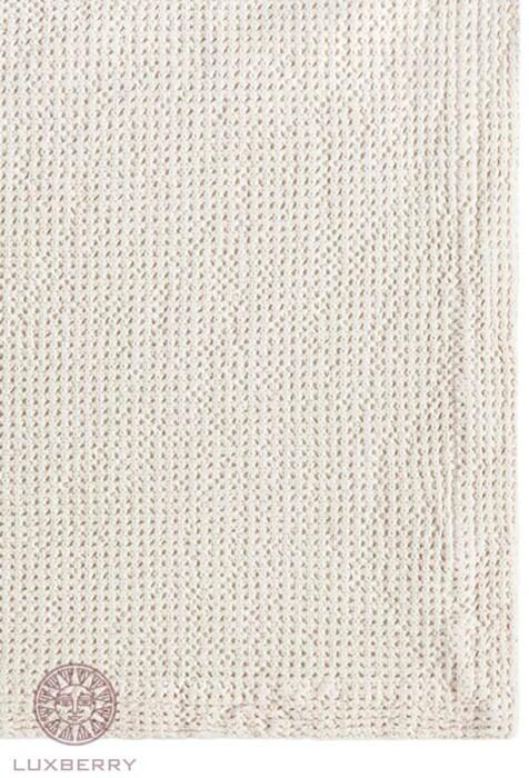 VINCENT (кремовый). Покрывало 100% хлопок.  Производство Luxberry (Люксберри), Португалия
