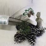 Подушка «Кедровая Сила» - высококачественное бамбуковое волокно, фитолиния «Антистресс». Nature's (Натурес), Россия