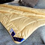 Taylak Стеганое одеяло, 100 верблюжий пух. Лежебока.