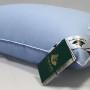 подушка пуховая Витаминный Коктейль -100% гусиный пух. Nature's (Натурес), Россия