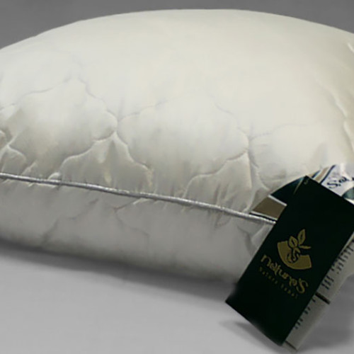 подушка средняя Благородный Кашемир - пух кашмирских коз Nature's (Натурес), Россия