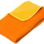 Детское одеяло РУНЯША-14 фабрики РУНО из 100% овечьей шерсти