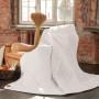 Одеяло «Linen Wash Grass» 70% лен, 30% хлопок.
