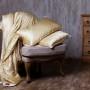 Подушка шелковая «Great Silk Grass»