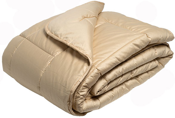 Натуральное одеяло из верблюжьей шерсти