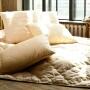 Подушка «Сон Шахерезады». Стеганый чехол с верблюжьим пухом Extra Wool, внутри ультратонкое микроволокно. Производство ТМ «Натурес» (Nature's), Россия