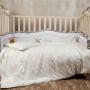 детский комплект до 3-х лет шелковое одеяло +подушка BABY BUTTERFLY GRASS - 100% натуральный шеок, German Grass (Герман Грасс), Австрия
