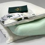 подушка ортопедическая пуховая Заботливый Сон, Натурес (Nature's), Россия