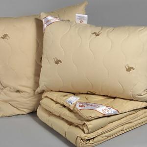 подушки и одеяла из шерсти