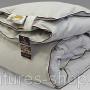 теплое кассетное пуховое одеяло Ружичка, 70% гусиный пух, 70% гусиное перышко, Натурес (Naatures), Россия