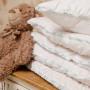 Детская бамбуковая подушка коллекции «Бамбуковый медвежонок» - наполнитель бамбуковое волокно. Nature's (Натурес), Россия