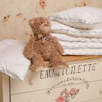 """Детская коллекция из бамбукового волокна """"Бамбуковый медвежонок"""" Nature's (Натурес), Россия."""