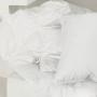 детский комплект Пуховое Облако - всесезонное пуховаое кассетное одеяло+пуховая подушка Пуховое Облако - элитный белый гусиный пух. Nature's (Натурес), Россия