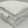 детское всесезонное пуховое кассетное одеяло Пуховое Облако - элитный белый гусиный пух. Nature's (Натурес), Россия