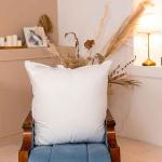 «Глория». Пуховая подушка элитный белый пух, мелкое перо. ТМ «Серафимовская Пушинка», Россия