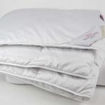 Теплое стеганое одеяло верблюжья шерсть. Наполнитель 100% верблюжья шерсть. Производитель ТМ Kauffmann (Кауфман), Германия