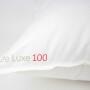 Подушка пуховая «De Luxe 100» 100 белый гусиный пух. Производитель ТМ Kauffmann (Кауфман), Германия