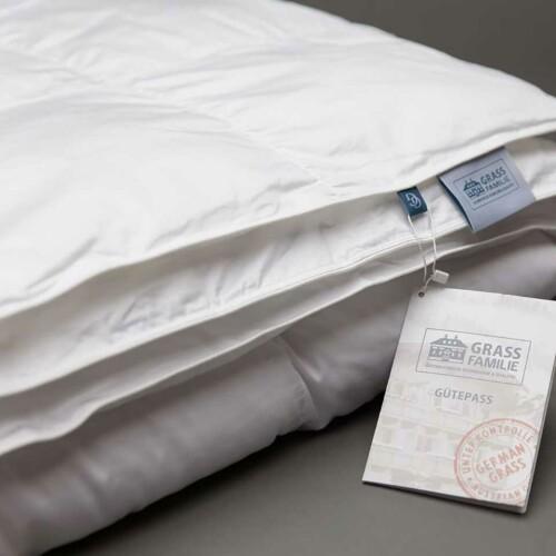 Одеяло гипоаллергенное Premium Familie Non-Alergenic. Производитель ТМ «German Grass» («Герман Грасс»), Австрия
