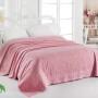ESRA (розовый) Простынь махровая. Состав 100% хлопок. Ткань махра. Производство ТМ «Karna» («Карна»). Турция