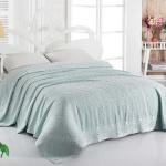 ESRA (светло-зеленый) Простынь махровая. Состав 100% хлопок. Ткань махра. Производство ТМ «Karna» («Карна»). Турция