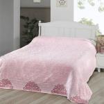 OTTOMAN (розовый) Простынь махровая. Состав 100% хлопок. Ткань махра. Производство ТМ «Karna» («Карна»). Турция