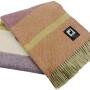 Шерстяной плед с кистями «Incalpaca PP-50″. Плед 55% шерсть альпака, 45% шерсть мериноса. Производитель ТМ «Incalpaca» («Инальпака»), Перу