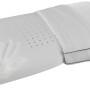 «Memoform Superiore Deluxe Standard» подушка ортопедическая мягкая. Производство ТМ «Magniflex S.p.a.», Италия
