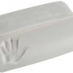 «Memoform Wave Classico» подушка с ортопедическая мягкая. Производство ТМ «Magniflex S.p.a.», Италия