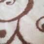 Шерстяной плед «Завиток». Плед из 100% шерсти мериноса. Производитель ТМ «Magicwool», Россия