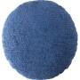 Подушка детская декоративная Большая точка синяя . 100 хлопок. Lorena Canals, Испания