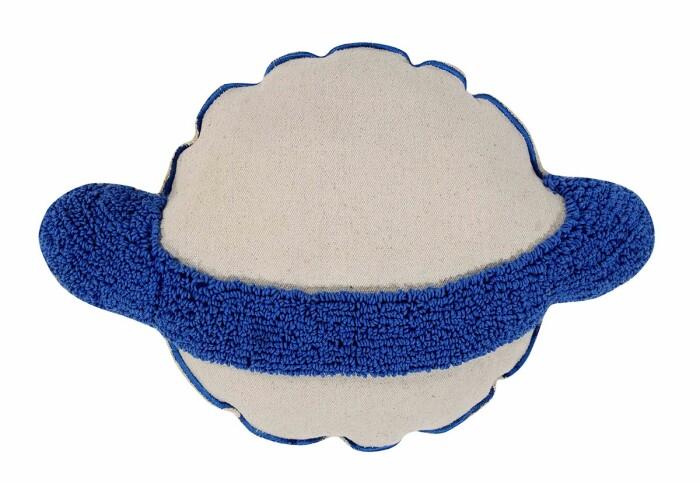Подушка детская декоративная Сатурн. 100 хлопок. Lorena Canals, Испания